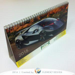 Kalendár reklamný predmet