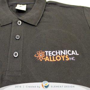 Alloys - potlač na tričko