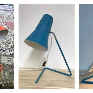 Kreativita renovácia stolová lampa