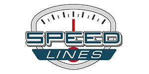 Speed lines logo