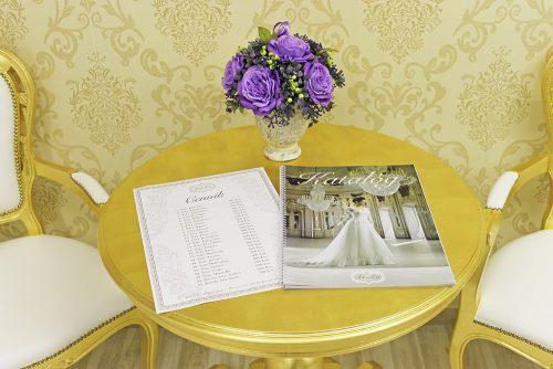 Služby pre svadobný salón Lei-Lu