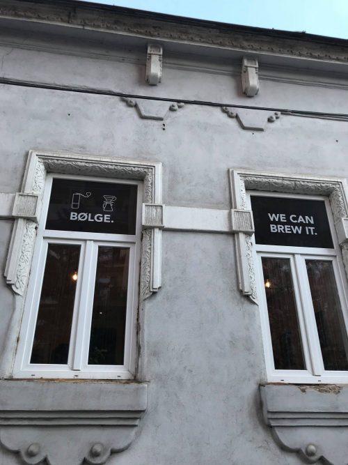 Kaviareň BØLGE