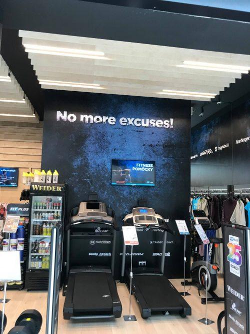 Nová predajňa FIT PLUS v Optime