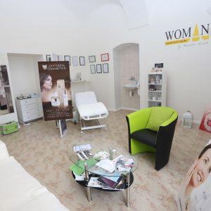 salon woman fotenie exteriéru kosice