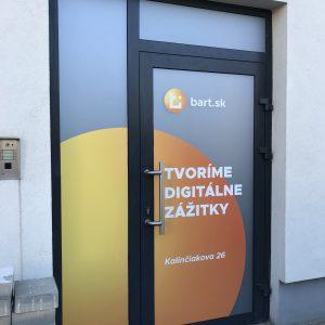 bart.sk olep na dvere hlavna budova