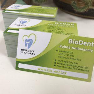 BioDent zubná ambulancia kontakt